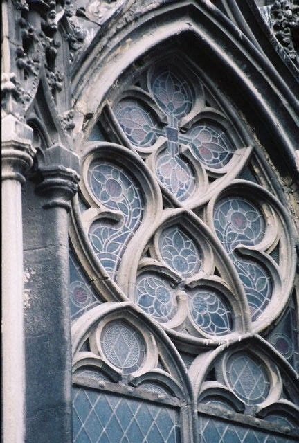 St Vinna V Layer Grey cathedral window st stephens gargoyle series vienna grey 5x7 photograhic print