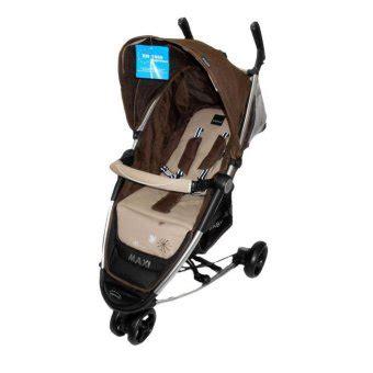 Kereta Bayi Babyelle Maxi babyelle stroller maxi s 601 kereta dorong bayi coffee