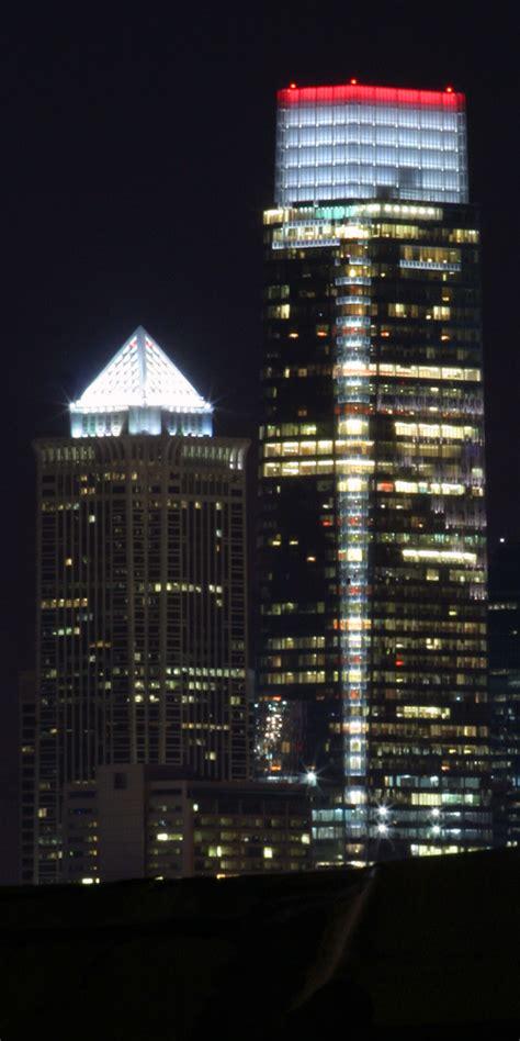 comcast center light phillyskyline com yo