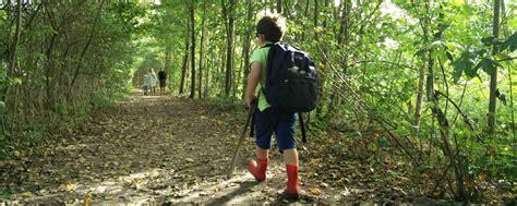 wandlen kinder lekker actief in de natuur friesland met kinderen