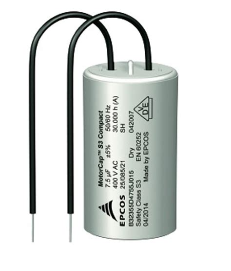 buy epcos motor run capacitor at low price in india snapdeal