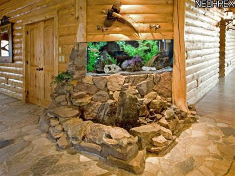 Homes With Great Rooms - for sale one of a kind log cabin home