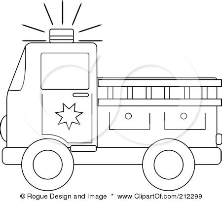 ladder truck coloring page coloring page outline of a fire truck with a ladder