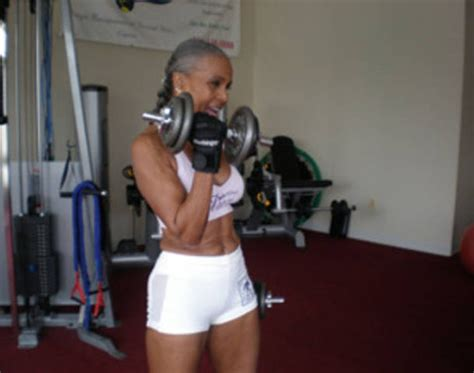 healthy 75 year old woman google search workout 38 best images about ernestine shepherd on pinterest
