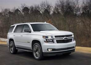 2018 chevy tahoe rst doesn t include 6 2l v8 gm authority