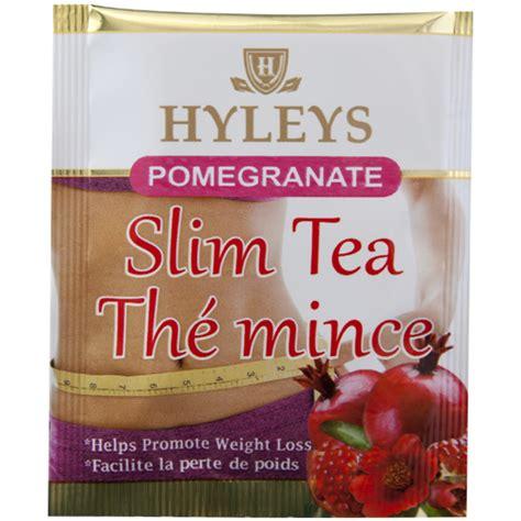 Slim Me 1 Detox Tea Reviews by Pomegranate Slim Tea Order Hyleys Healthy Blends In Tea Bags