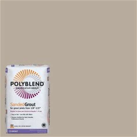 custom building products polyblend 386 oyster gray 25 lb
