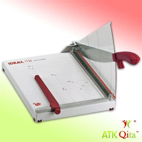 Alat Pemotong Kertas Roll mesin alat pemotong kertas paper cutter trimmer ideal 1134