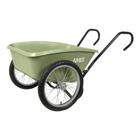 ames 5 cu ft total garden cart tccarth the
