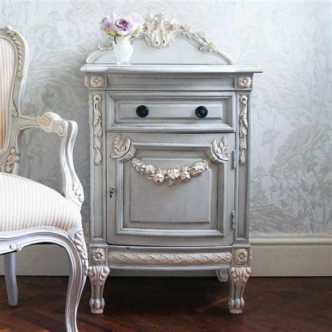 the french bedroom company bonaparte blue french bedside table french bedroom company