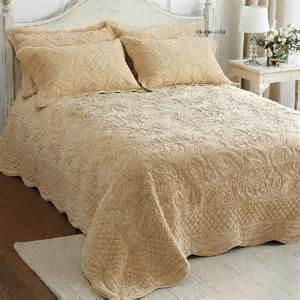 King Size Bedspreads Only Honey Velvet Bedspread King Size Ebay