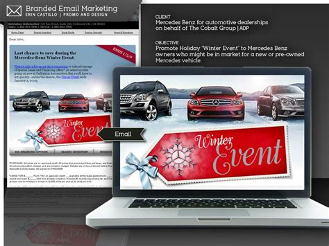 mercedes benz holiday sales winter event  automotive