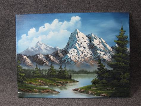 acrylic painting kevin 16 best images about landscape paintings on