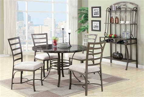 wrought iron kitchen table and chairs wrought iron kitchen tables displaying attractive furniture ideas homesfeed