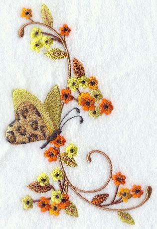 Bv4765ls Embroidery Flower And Butterfly 57 best my elna butterflies machine embroidery images on