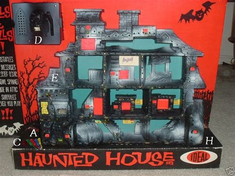 haunted house game horror board games spooky play with some scary secondary values worthpoint