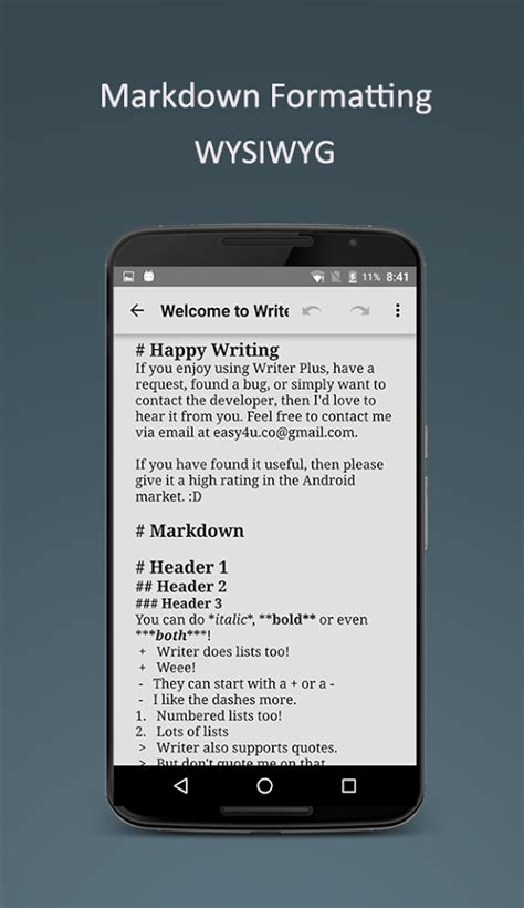 writing android apps 7 best android apps for writers to harness creativity