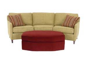 rounded sofa curved sofas urbancabin