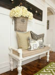 how to decorate home in simple way 27 cozy and simple farmhouse entryway d 233 cor ideas digsdigs