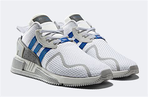 Sepatu Adidas Eqt Adv Cushion White Black Premium Quality adidas eqt cushion adv colorways release date sneakerfiles