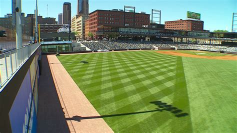 fan s guide to chs field home of the st paul saints