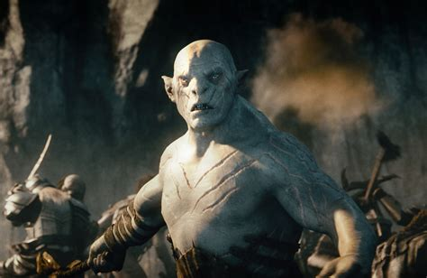 will the real azog stand up the evolution of azog the