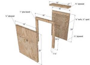plans to build a house bench table chair canadian bat house plans