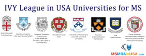 League Universities In Usa For Mba league in usa universities for ms