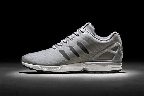 adidas zx flux xeno adidas originals zx flux xeno quot silver quot hypebeast