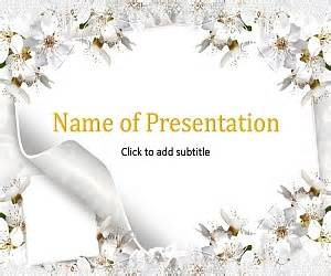 powerpoint wedding templates the wedding bunch animated wedding template for
