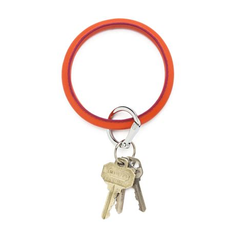 the big o key ring from o venture giveaway o venture big o key ring take me tangerine