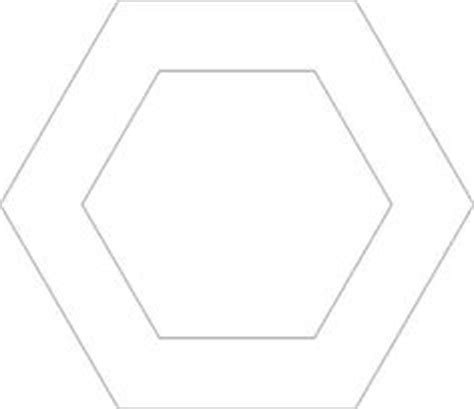 Patchwork Hexagon Template - 1000 images about patchwork templates on