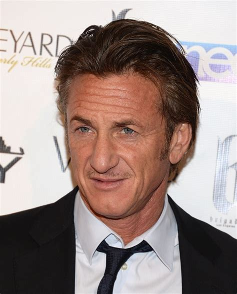 sean penn hairstyles sean penn had a hair transplant
