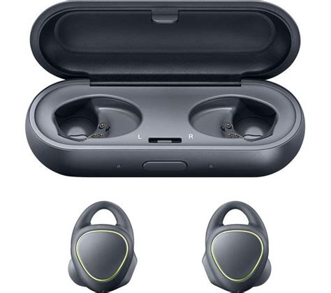 headphones for samsung mobile samsung iconx wireless bluetooth headphones black deals