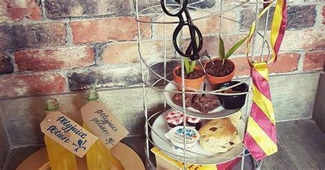 Harry S Detox Tea by You Can Get A Harry Potter Inspired Afternoon Tea To