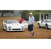 De Bizarre Ferrari Collectie Van Chris Evans  Autoblognl