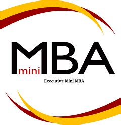 St Mini Mba by Corporate And Professional Development Mini Mba Ferris