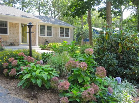 cape cod landscaping cape cod house traditional landscape boston by enchanted gardens