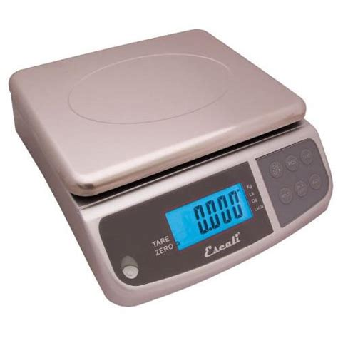 digital counting scale stainless steel w wash capability from intelligent weighing escali scales scdgm66 66 lb digital portion scale etundra