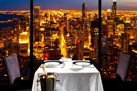 chicago signature room chicago s most restaurants