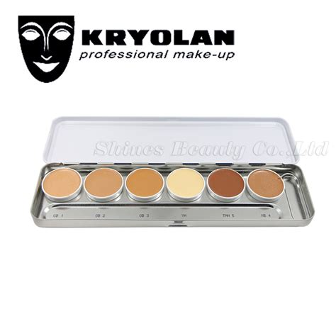 Kryolan Foundation Review kryolan foundation reviews shopping kryolan