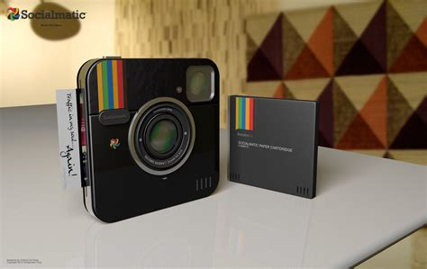 instagram polaroid new update pics of the polaroid socialmatic what s