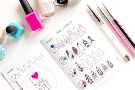 Nail Book by Meet Your New Go To Nail Tool The Book Of Nail