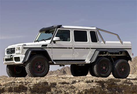 mercedes g wagen 6x6 price 2013 mercedes g 63 amg 6x6 w463 specifications