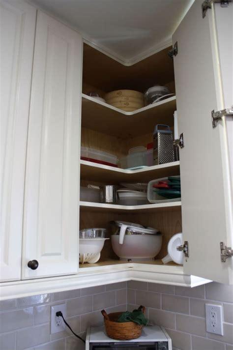 upper corner cabinet   Kitchen: CORNER solutions