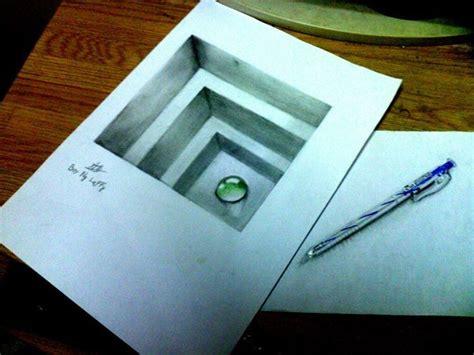 Drawing 3d by Minion 3d Drawing By Boynguyenart On Deviantart Pinteres