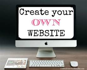 make your own website how to create your own website in a week confessions of