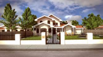 Images Of A House How To Build And Model A Cg House Thilakanathan Studios
