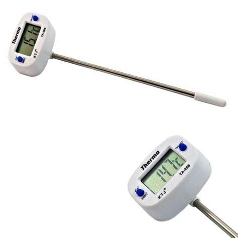 termometro digitale cucina termometro da cucina digitale laboratorio e giardinaggio
