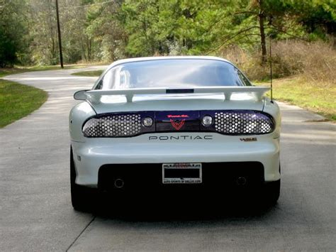 4th gen trans am tail lights 6le clear honeycomb tail lights ls1tech camaro and